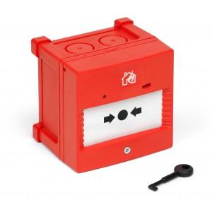 Fike Sita Addressable Weatherproof Manual Call Point