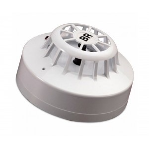Apollo AlarmSense A1R heat detector with sounder base