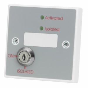 24V 5A Isolatable Relay on a Plate