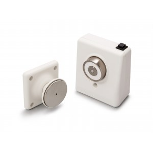 230V 200N Wall Mounted Magnetic Door Retainer
