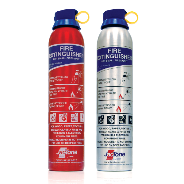 600g ABC powder aerosol fire extinguisher