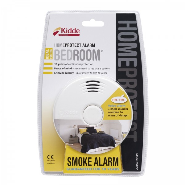 Kidde Home Protect Smoke Alarm with Voice Alert