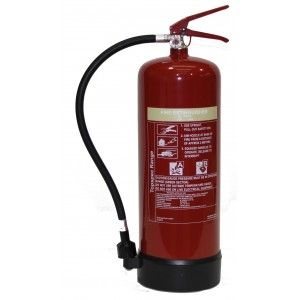 Topspec 9L Foam Fire Extinguisher