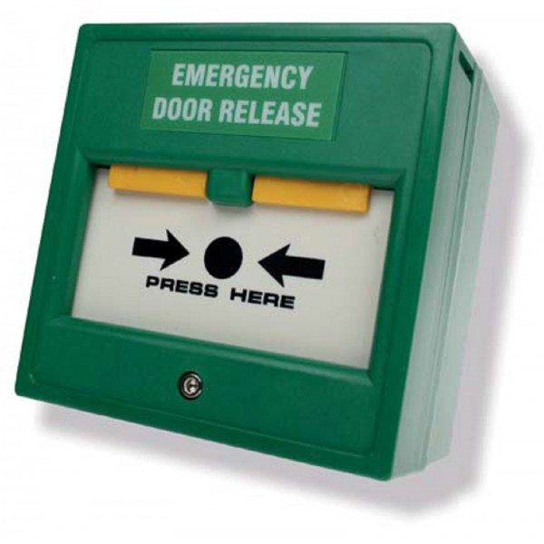 Emergency Door Release Call Point