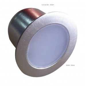 LED Plinth - Round (Head only)
